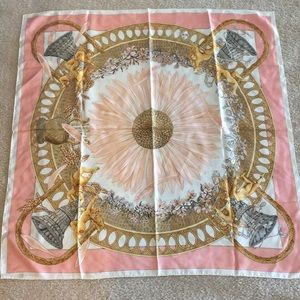 Authentic Hermes Vintage Scarf